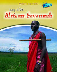 Living in the African Savannah by Jane M Bingham image