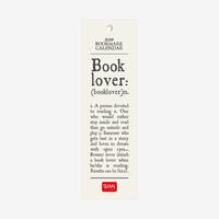 Book Lover 2019 Bookmark Calendar