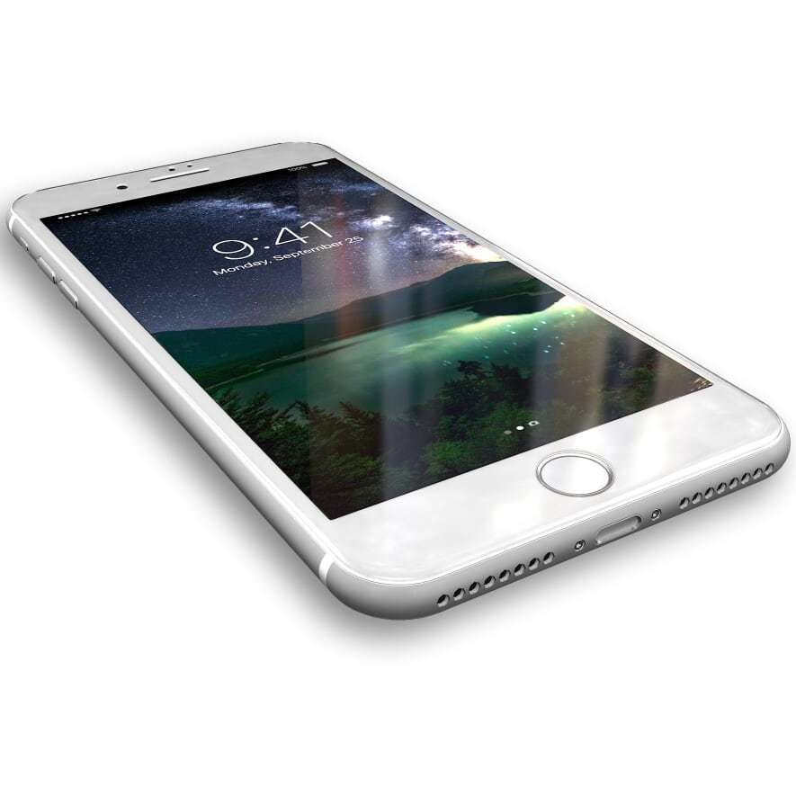 Kase Edge Day Screen Protector -iPhone 8 image