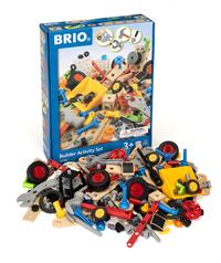 Brio: Builder - Activity Set (211 pieces)