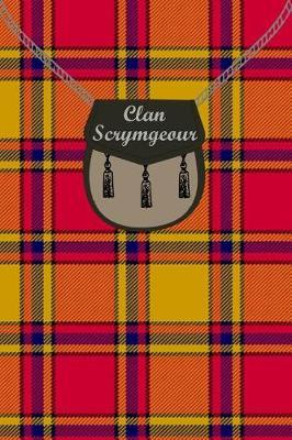 Clan Scrymgeour Tartan Journal/Notebook by Clan Scrymgeour