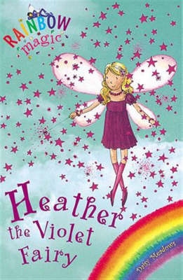 Heather the Violet Fairy by Daisy Meadows image