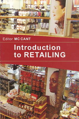 Introduction to Retailing by Mike C. Cant image