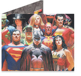 Mighty Wallet - Justice League (Alex Ross)
