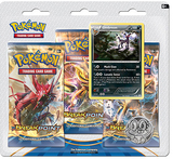 Pokemon TCG BREAKpoint 3-Pack Blister: Umbreon
