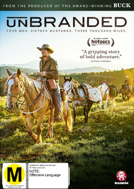 Unbranded on DVD