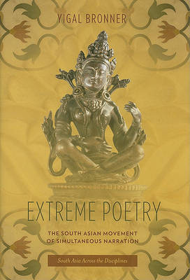 Extreme Poetry by Michael Bronner image