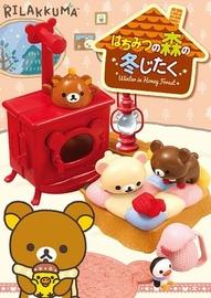 Rilakkuma: Winter in Honey Forest - Mini-Figure (Blind Box)