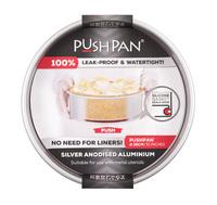 PushPan Round Aluminium Cake Pan (25cm)