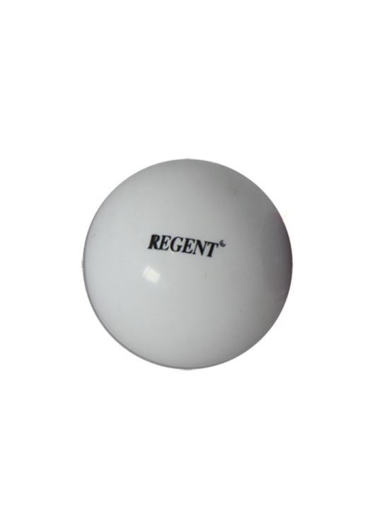 Smooth Hockey Ball (White)
