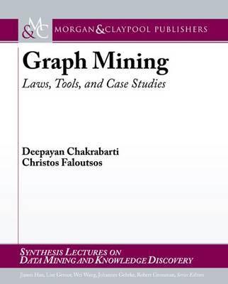 Graph Mining by Deepayan Chakrabarti image