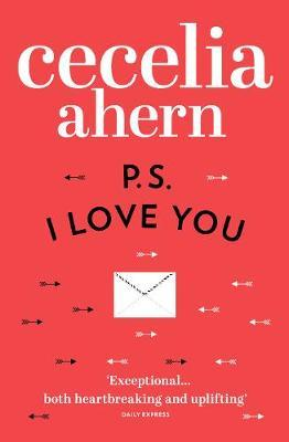 PS, I Love You (light blue/letter cover) by Cecelia Ahern image