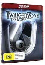 Twilight Zone - The Movie on HD DVD