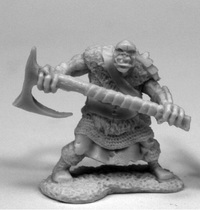 Dark Heaven: Bones - Orc Chopper (2-Handed Axe)