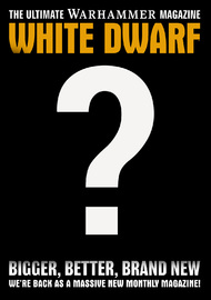 White Dwarf: May 2018