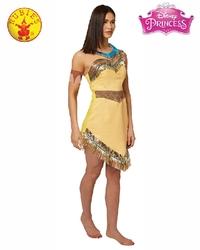 Disney: Pocahontas Deluxe Costume (Large)