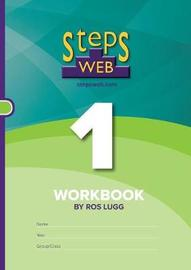 Stepsweb Workbook 1 by Ros Lugg image