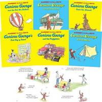 Curious George - 10 Titles by Margret Rey image