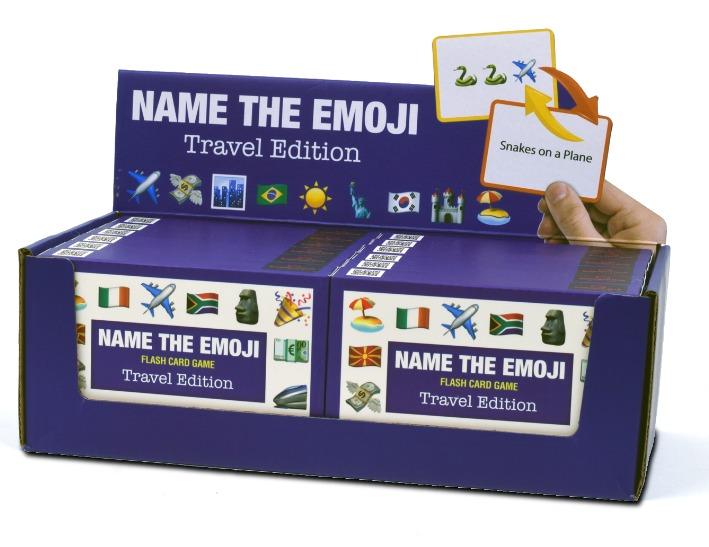 Name the Emoji: Travel Edition image