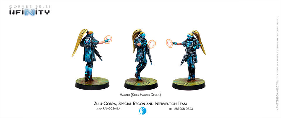 Infinity: Zulu-Cobra, Special Recon and Intervention Team (Hacker) image