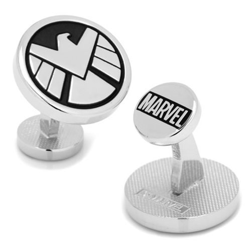 Agents of SHIELD: Cufflinks