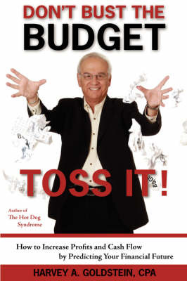 Don't Bust The Budget by Harvey Goldstein image
