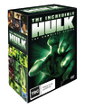 The Incredible Hulk Complete Tv Series on DVD