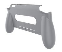 Gorilla Gaming Switch Lite Handheld Grip (Grey) for Switch