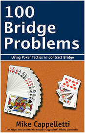 100 Bridge Problems by Mike Cappelletti image
