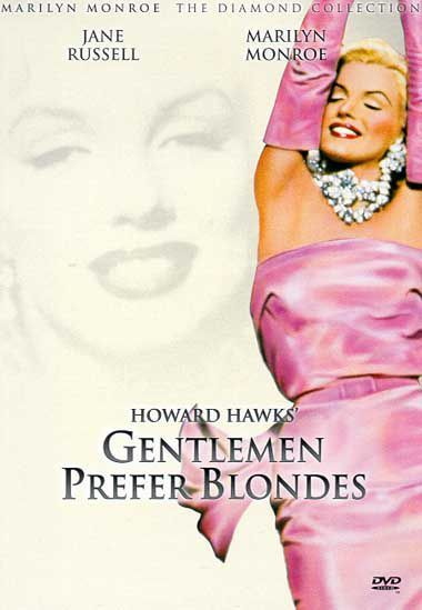 Gentlemen Prefer Blondes (Studio Classics) on DVD image