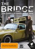 The Bridge - The Complete Series 1 & 2 DVD