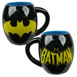 Batman Logo Oval Mug