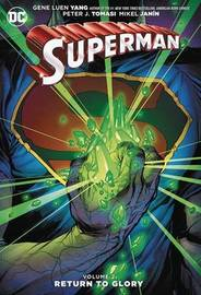 Superman Vol. 2 by Gene Luen Yang
