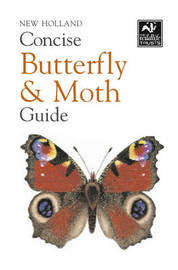New Holland Concise Butterfly and Moth Guide image