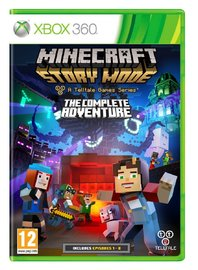 Minecraft: Story Mode - The Complete Adventure for Xbox 360