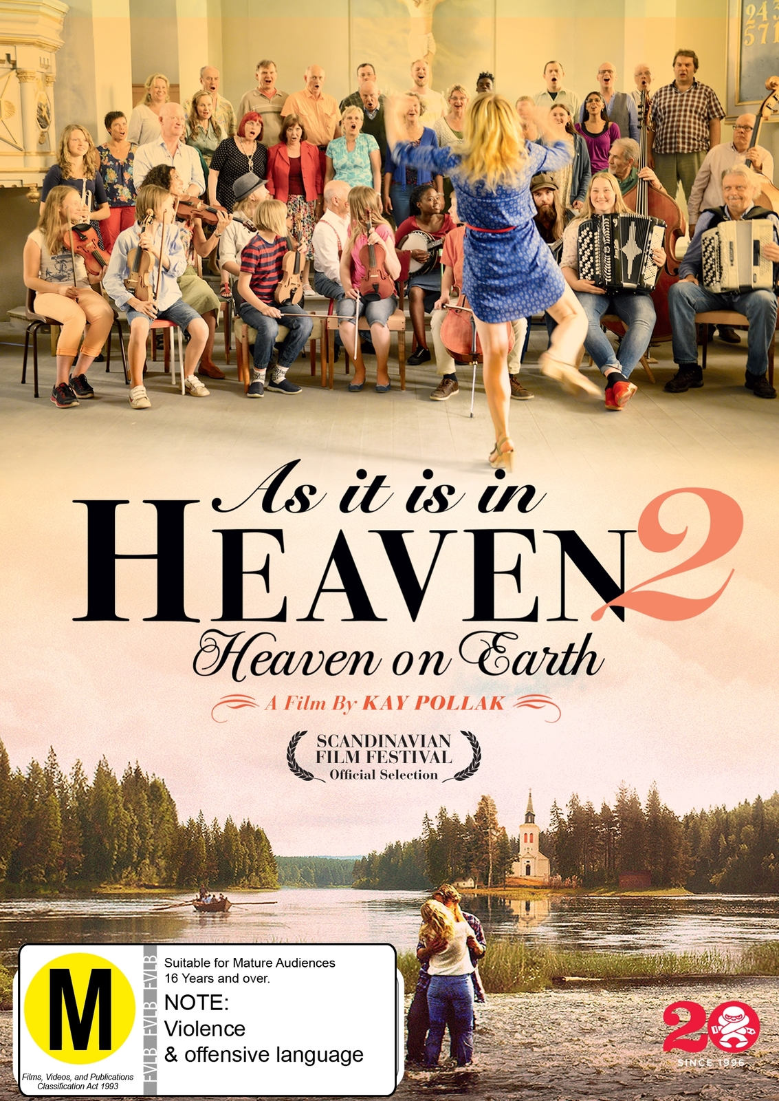 As It Is In Heaven 2: Heaven On Earth on DVD image