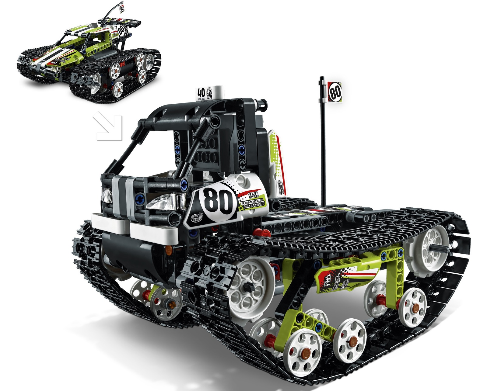 lego technic rc tracked racer 42065 toy at mighty. Black Bedroom Furniture Sets. Home Design Ideas