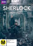 Sherlock - Series Four on DVD
