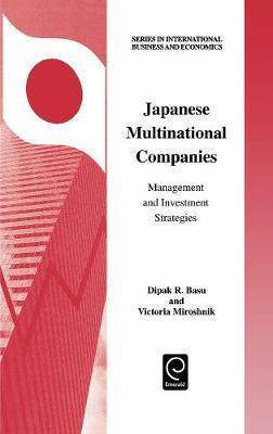 Japanese Multinational Companies image