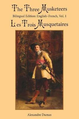 The Three Musketeers, Vol. 1 by Alexandre Dumas image