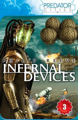 Infernal Devices by Philip Reeve image