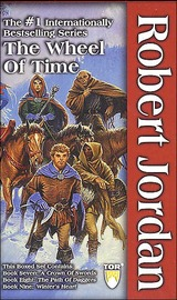 The Wheel of Time Boxed Set III (Books 7 - 9) by Robert Jordan