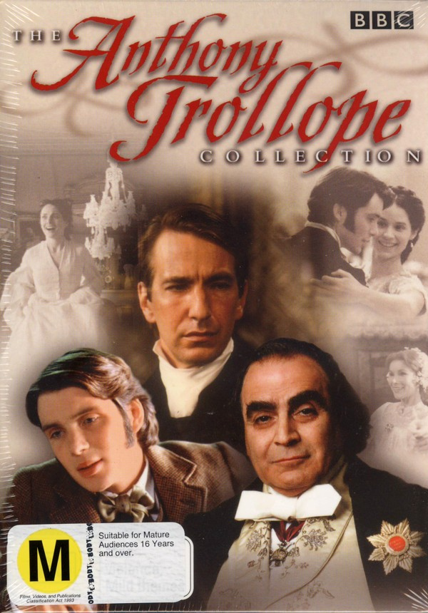 Anthony Trollope Collection, The (6 Disc Set) on DVD image
