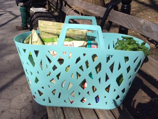 Reisenthel Nest Basket - Neon Pink image