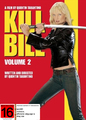 Kill Bill Volume 2 on DVD