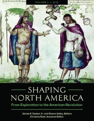 Shaping North America [3 volumes] image