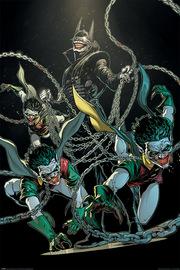 Batman Maxi Poster - The Bat Who Laughs (928)