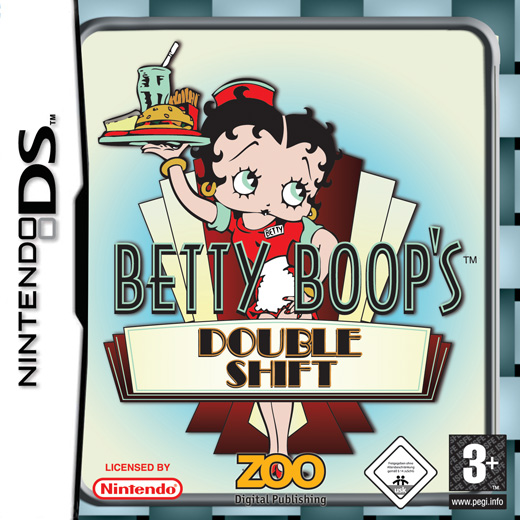Betty Boop's Double Shift for Nintendo DS image