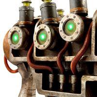 Fallout: Plasma Pistol 1/1 Scale - Prop Replica image