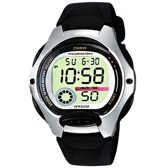 Casio Youth Digital Series Watch B&W - LW-200-1AVDF
